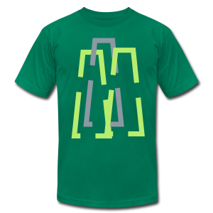 charts - Men's Fine Jersey T-Shirt