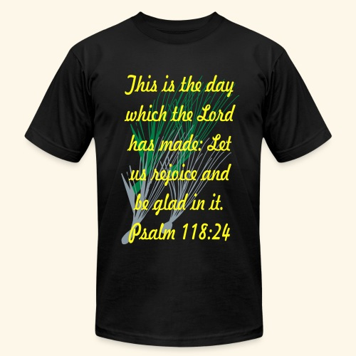 This is the day whick the lord has made.... - Men's  Jersey T-Shirt