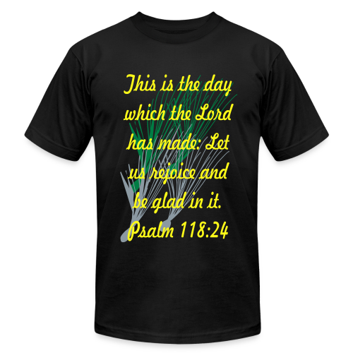 This is the day whick the lord has made.... - Men's Fine Jersey T-Shirt