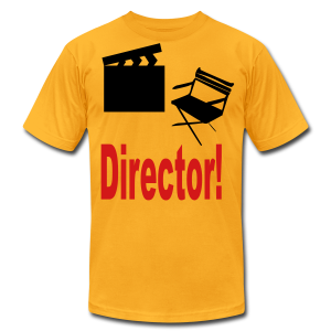 Director - Men's T-Shirt by American Apparel