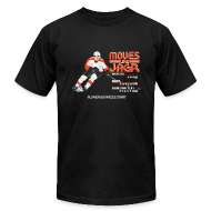 T-Shirts ~ Men's T-Shirt by American Apparel ~ Moves Like Jagr