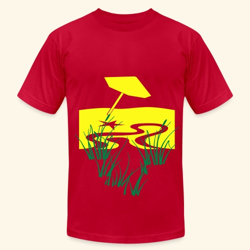 Time for fun in the sun - Men's  Jersey T-Shirt