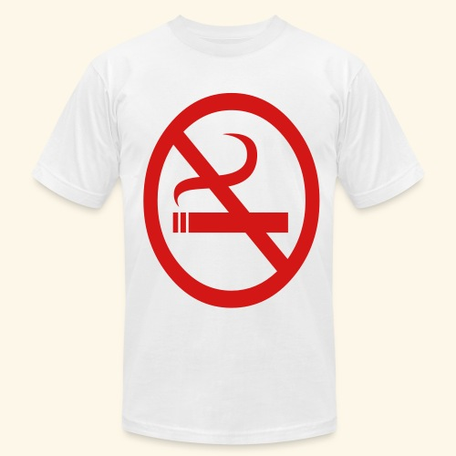no smoking. - Men's  Jersey T-Shirt