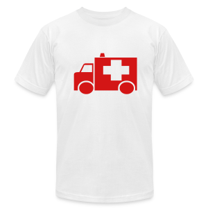 Paramedic - Men's T-Shirt by American Apparel