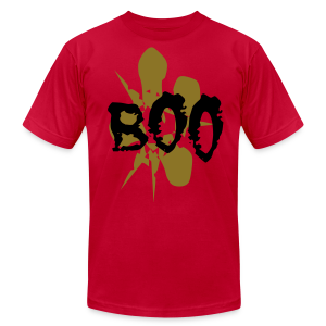 Boo - Men's T-Shirt by American Apparel
