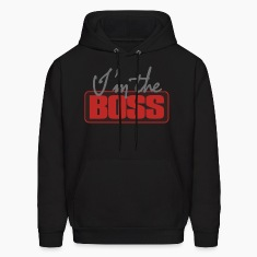 I'm The Boss. Hoodies