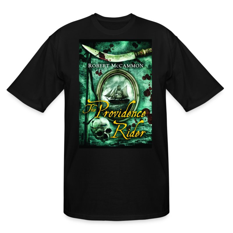 the_providence_rider - Men's Tall T-Shirt