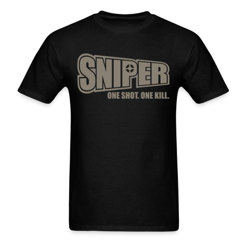 Sniper u mad bro? - Men's T-Shirt