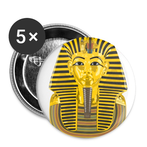 pharoah pin - Small Buttons