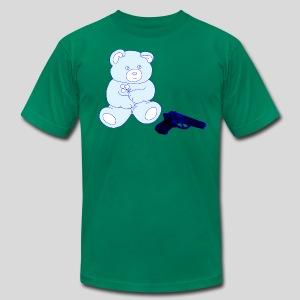 Gun Bear - Men's Fine Jersey T-Shirt