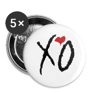 Buttons ~ Large Buttons ~ XO Large Button