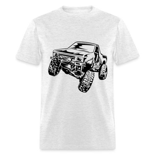 Offroad truck T-Shirt - Men's T-Shirt