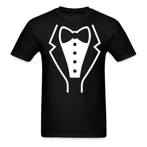 Jokes Suit T-Shirt - Men's T-Shirt