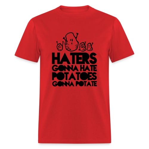 Haters T-Shirt - Men's T-Shirt