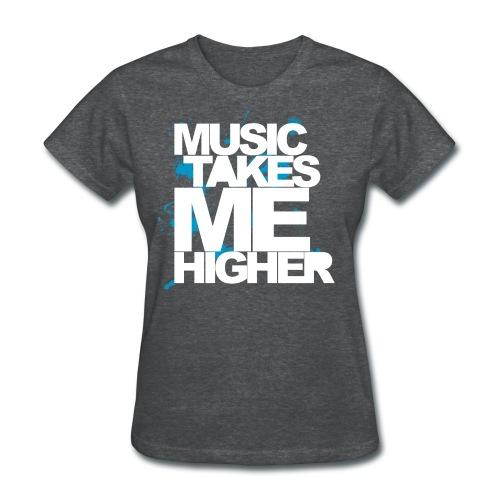Higherrr - Women's T-Shirt
