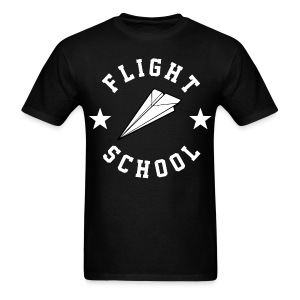 Flight School Men's Tee - Men's T-Shirt