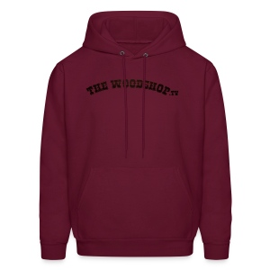 Men's Hoodie - Creator,Maker,Wood turning,Woodworking