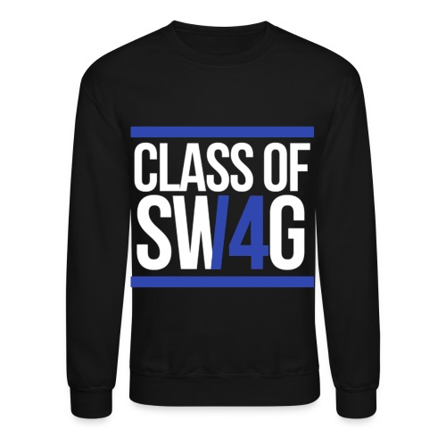 Class of 2014 Blue - Crewneck Sweatshirt