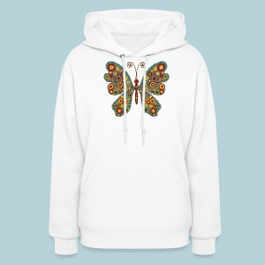 Abstract Butterfly - Women's Hoodie