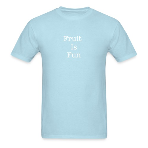 Fruit is Fun t shirt - Men's T-Shirt