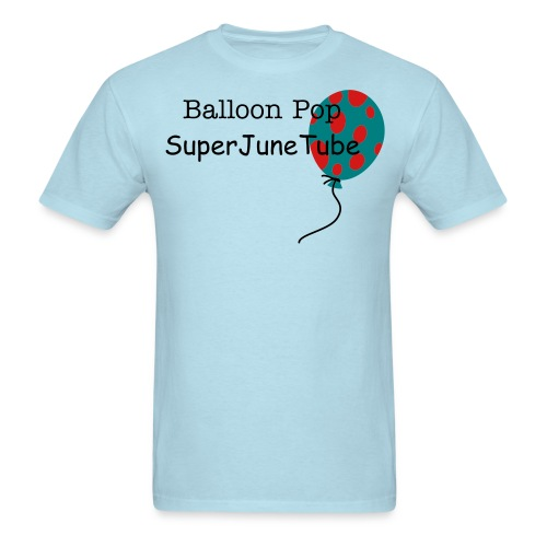 balloon pop t shirt - Men's T-Shirt