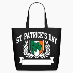 st. patrick's day drinking team Bags