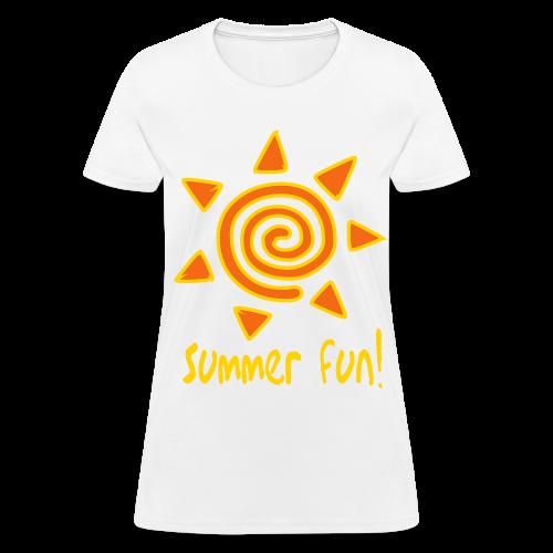 Summer Fun - Women's T-Shirt