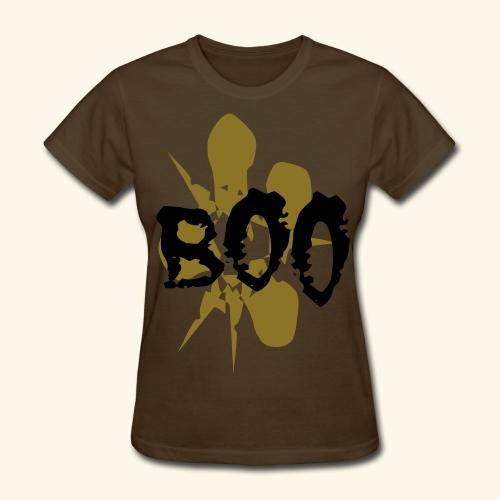 Boo - Women's T-Shirt