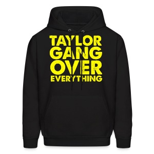 Taylor Gang Over Everything Hoodie Wiz Khalifa TGOE - Men's Hoodie