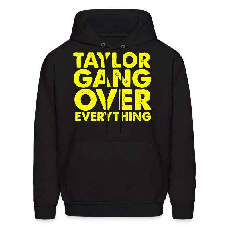 Taylor gang over everything hoodie wiz khalifa tgoe hoodie for Wiz khalifa long sleeve shirts