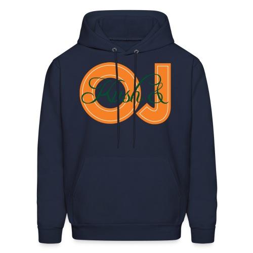 Kush and Orange Juice - Men's Hoodie