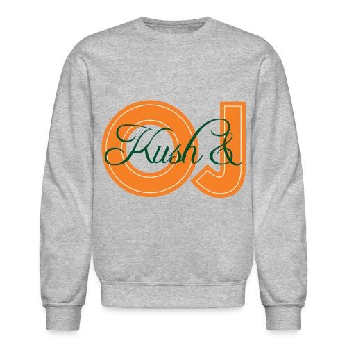 Kush and Orange Juice - Crewneck Sweatshirt