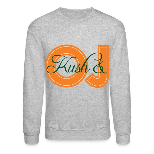 Kush and Orange Juice - Crewneck Sweatshirt