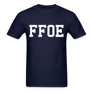 Finally Famous Over Everything FFOE T Shirt Change Color - Men's T-Shirt