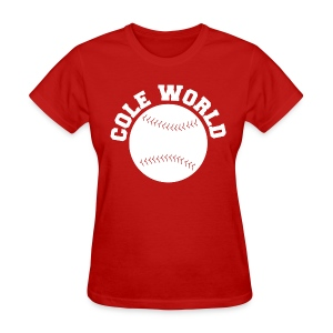 Cole World Shirt - Women's T-Shirt