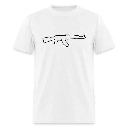 JWT Men's Black AK47 Tee - Men's T-Shirt