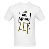 T-Shirts ~ Men's T-Shirt ~ For the Artist