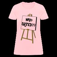 T-Shirts ~ Women's T-Shirt ~ For the Artist