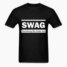 Swag (Something We Arabs Got) T-Shirts