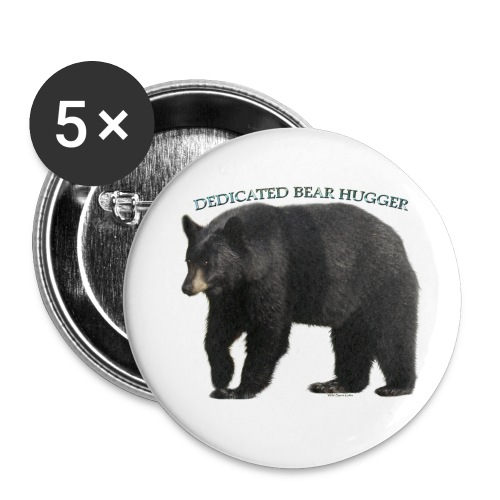 BEARGANG BEARHUGGER Button - Large Buttons