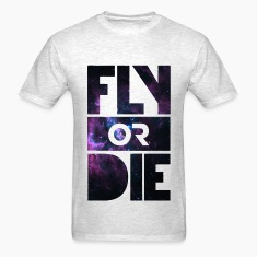 Fly or Die (Jets/TGOD) T-Shirts
