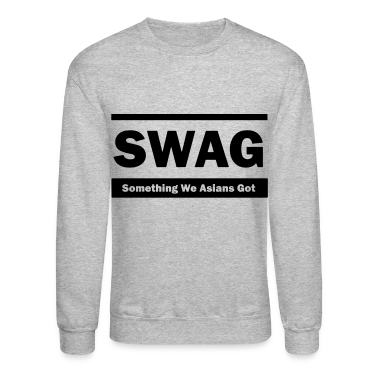 Swag (Something We Asians Got) Long Sleeve Shirts