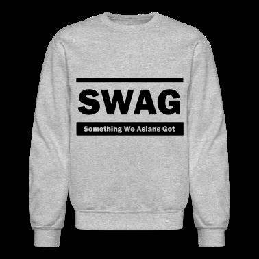 Swag (Something We Asians Got) Long Sleeve Shirts