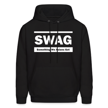 Swag (Something We Asians Got) Hoodies