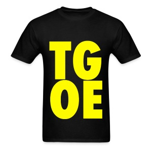 TGOE Taylor Gang Over Everything T Shirt Wiz Khalifa - Men's T-Shirt