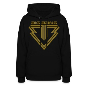 [BB] BB (Metallic Gold) - Women's Hoodie
