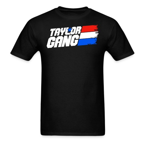 Taylor Gang Flag T-Shirt - Men's T-Shirt