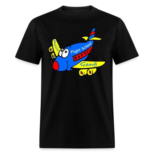 Flight School T-Shirt - Men's T-Shirt