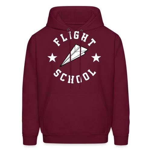 Flight School Hoodie - Men's Hoodie
