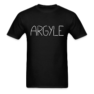T-Shirts ~ Men's T-Shirt ~ ARGYLE shirt